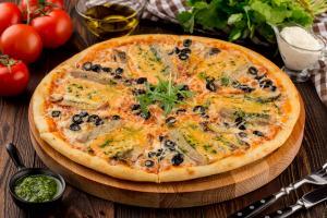 Пицца Морская царица